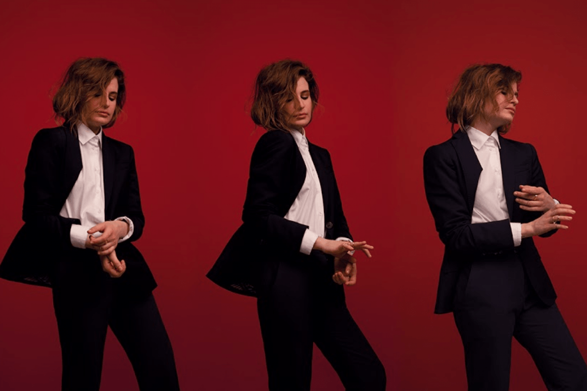 NEWS: Christine and the Queens to tour UK in November