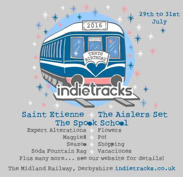 NEWS: Indietracks 2016 release 41-track compilation