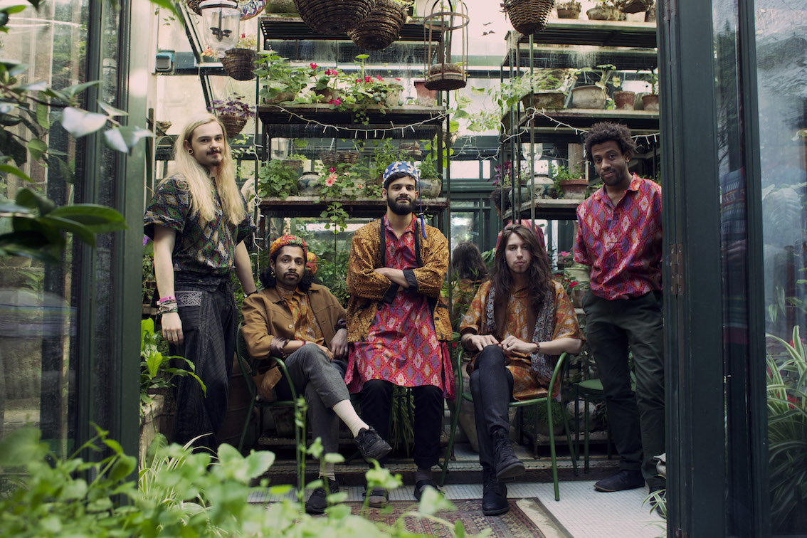 NEWS: Flamingods share new single 'Majesty,' announce extensive UK tour