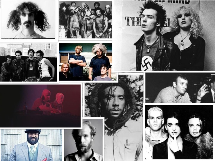 NEWS: Films about The Melvins, Bonnie Prince Billy and more to be screened at Doc'n Roll Film Festival 2016