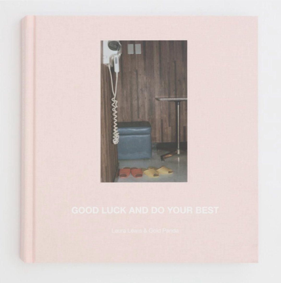 NEWS: Gold Panda is releasing a new photography book with Laura Lewis
