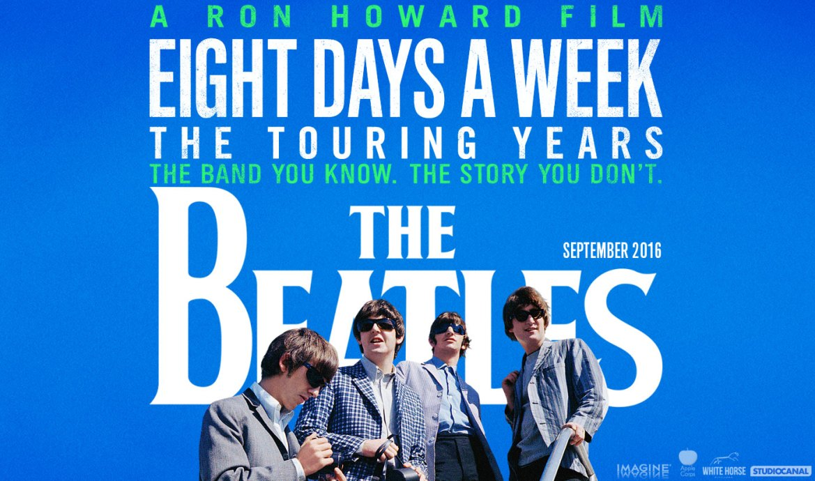 FILM: The Beatles: Eight days a Week