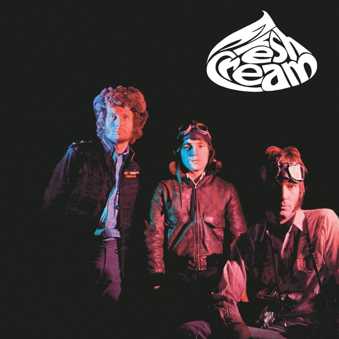 NEWS: Cream are reissuing their iconic debut album 'Fresh Cream'