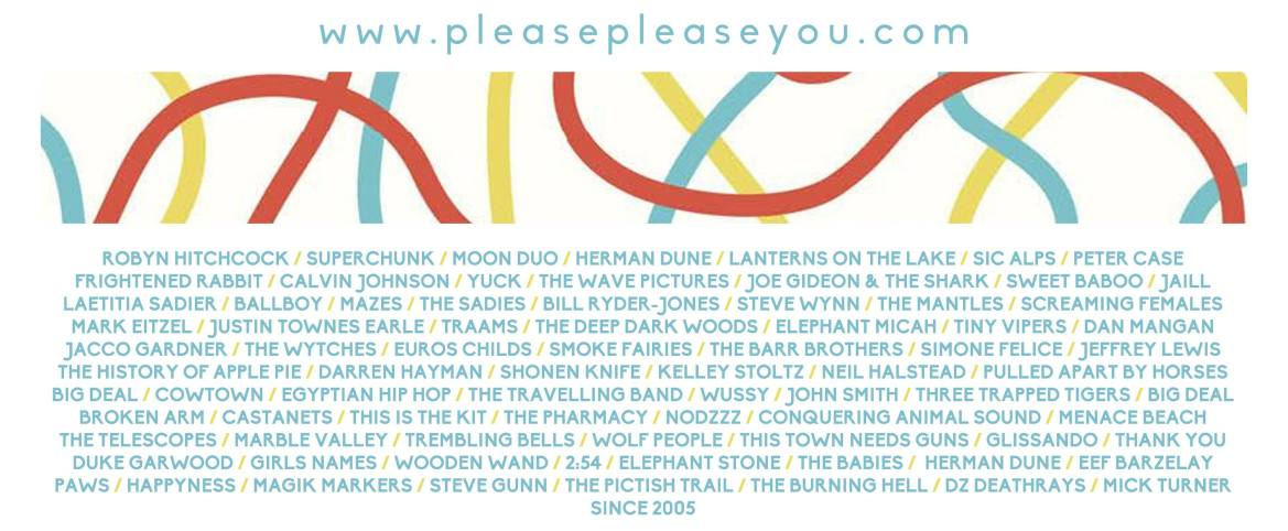 PREVIEW: upcoming shows for early 2017 from Please Please You