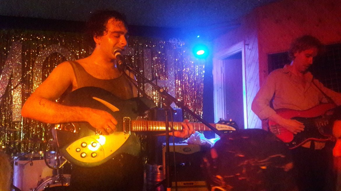 FEWS – Moth Club, London, 21/02/2017