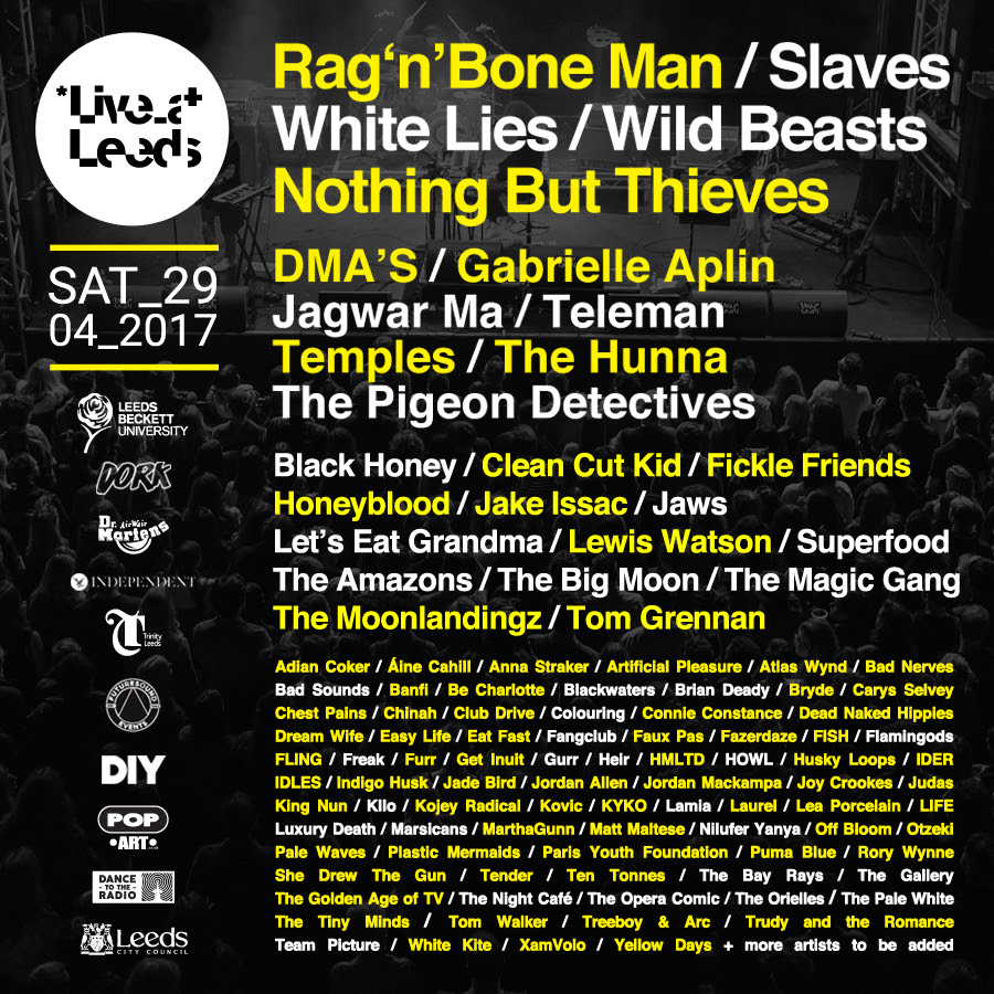 FESTIVAL REPORT: Live at Leeds 2017