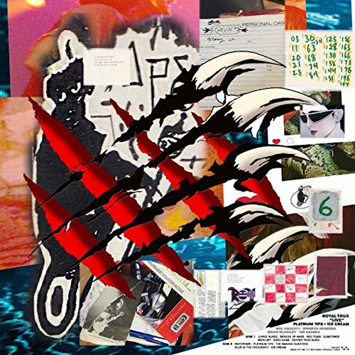 Royal Trux: Platinum Tips + Ice Cream (scenes from the water park) (Domino)