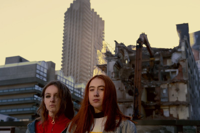 NEWS: Let's Eat Grandma share 'Hot Pink' Video & Dates