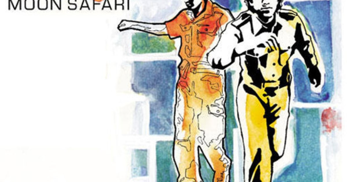 From The Crate: Air - Moon Safari