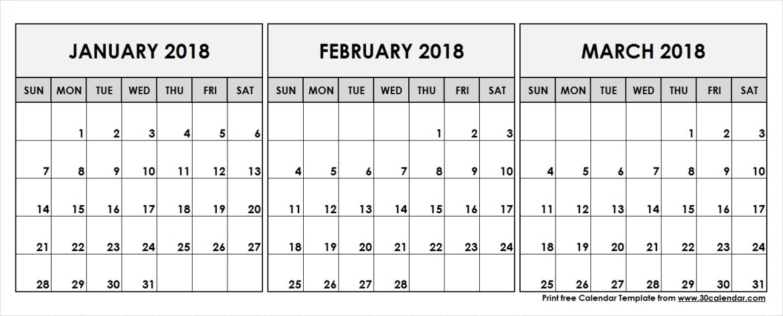 PLAYLIST: Bill's best of January – March 2018