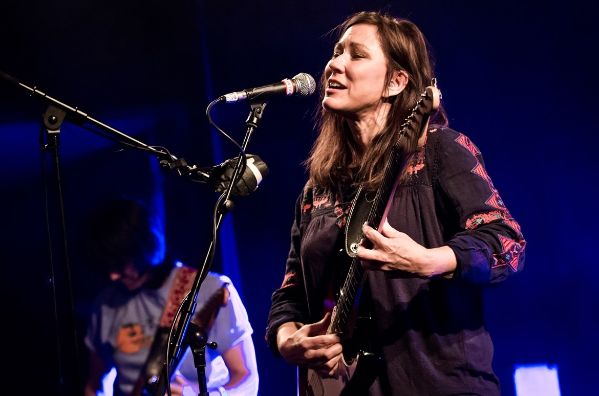 The Breeders – The Roundhouse, London, 30/05/2018