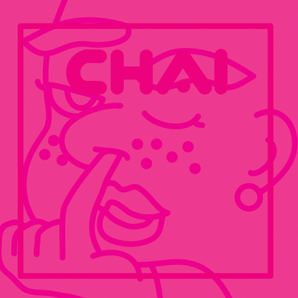 CHAI – Pink (Heavenly Records)