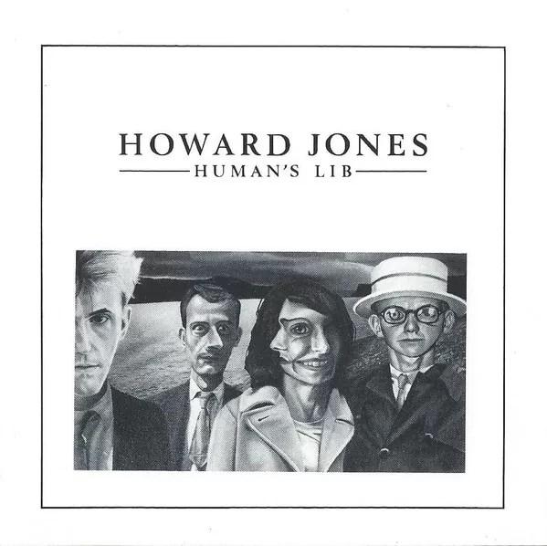 Howard Jones – Human's Lib / Dream Into Action (Cherry Red Records)