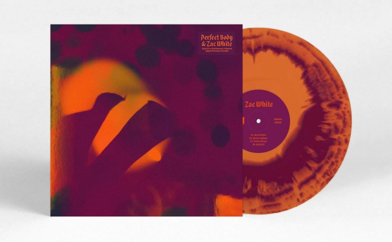Perfect Body/Zac White – Split EP (Bubblewrap Collective)