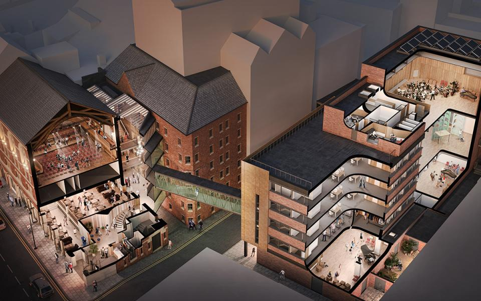 PREVIEW: Howard Assembly Room's final season prior to closure for major redevelopment