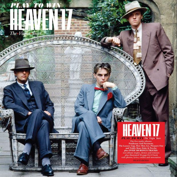 Heaven 17 – Play To Win: The Virgin Years (Edsel & Demon Group)