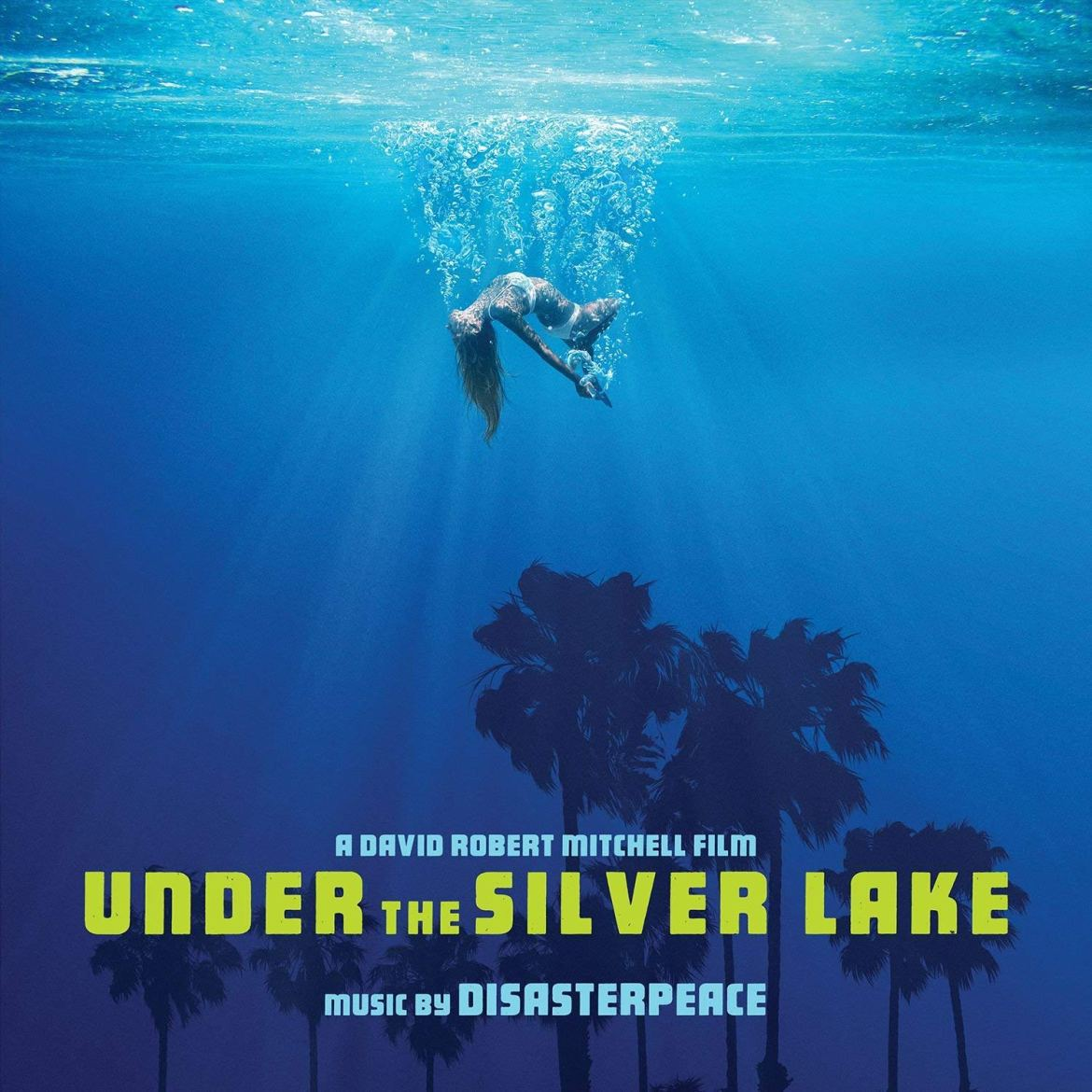 Disasterpeace – Under The Silver Lake OST (Milan)
