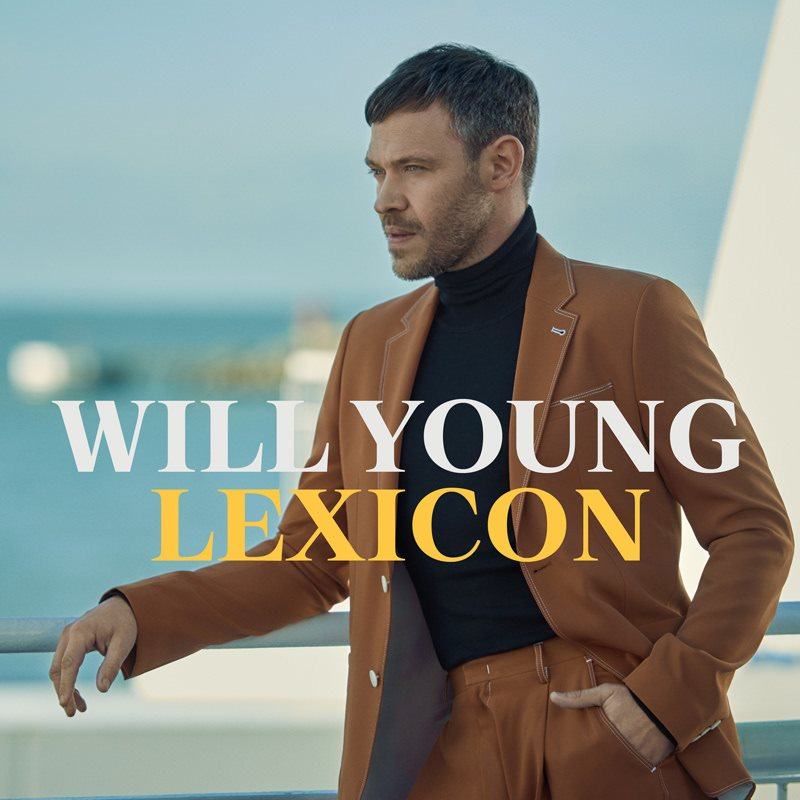 Will Young – Lexicon  (Cooking Vinyl)