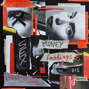 NEWS: Lykke Li shares remix of 'sex money feelings die' from forthcoming EP