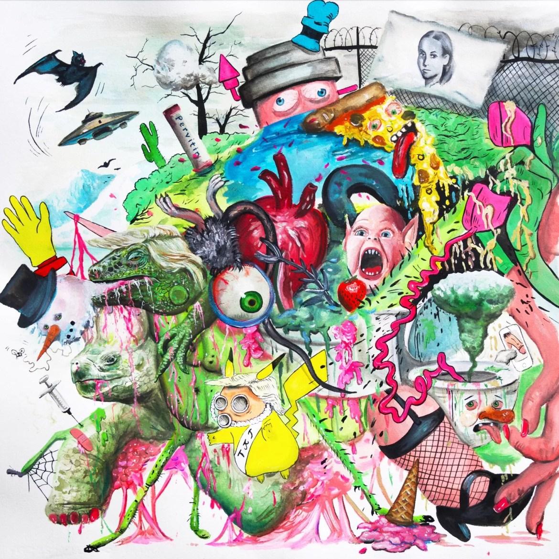 Tropical Fuck Storm – Braindrops (Flightless Records)
