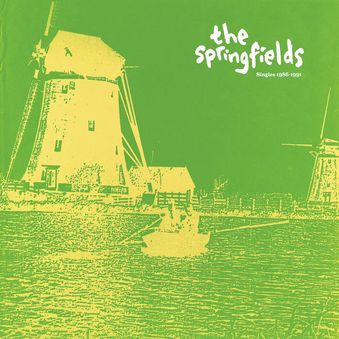 The Springfields – Singles 1986-1991 (Slumberland Records)