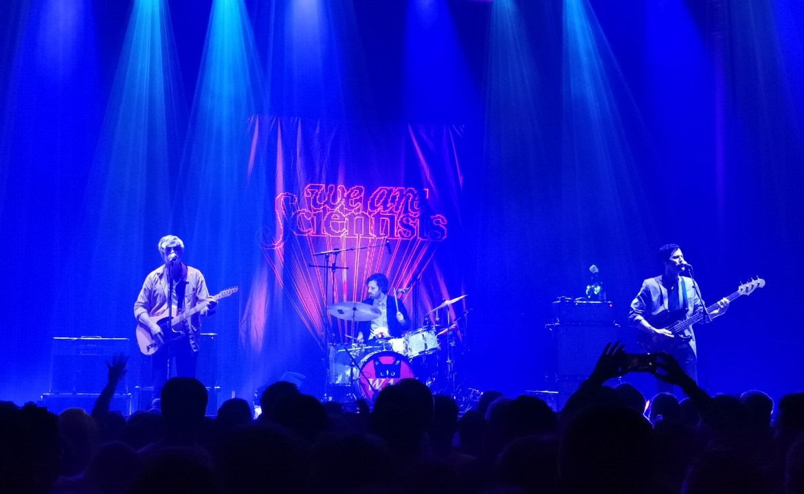 We Are Scientists – Roundhouse, London – 07/12/2019