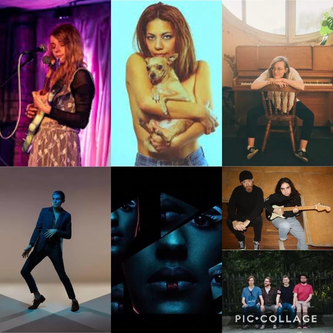 Tracks of the Week #105