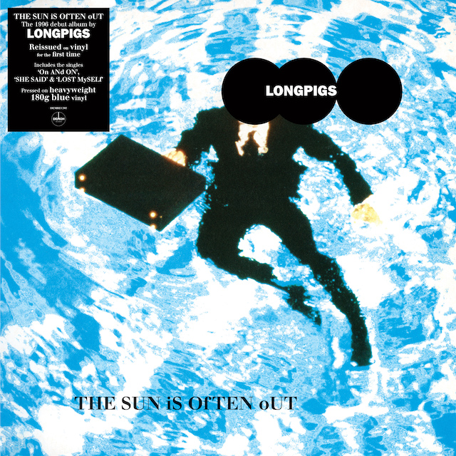 Longpigs – The Sun Is Often Out (re-issue) (Demon Records)
