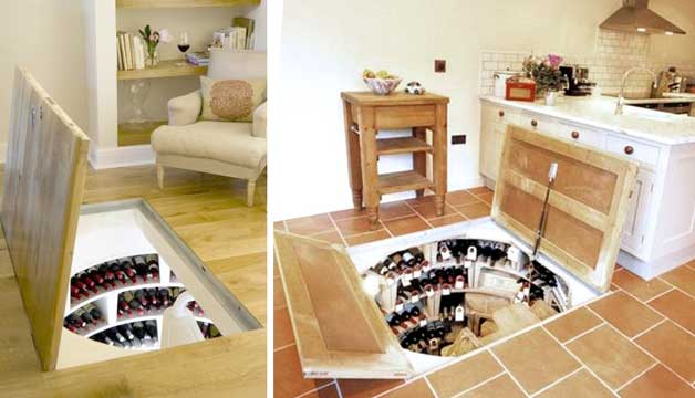 Folding Furniture Small Homes