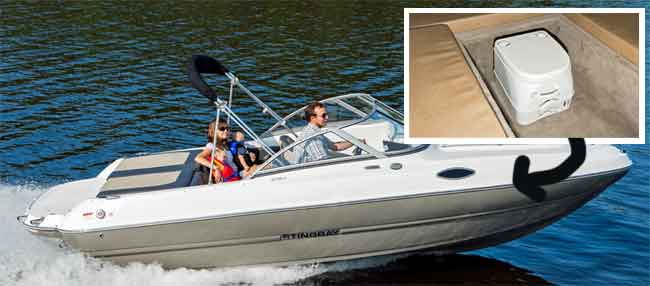 9 small boats with toilets you must see
