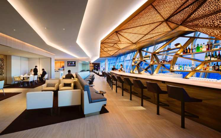 Swanky Airport VIP Lounges You Can Access - Even Flying Economy... | God  Save The Points