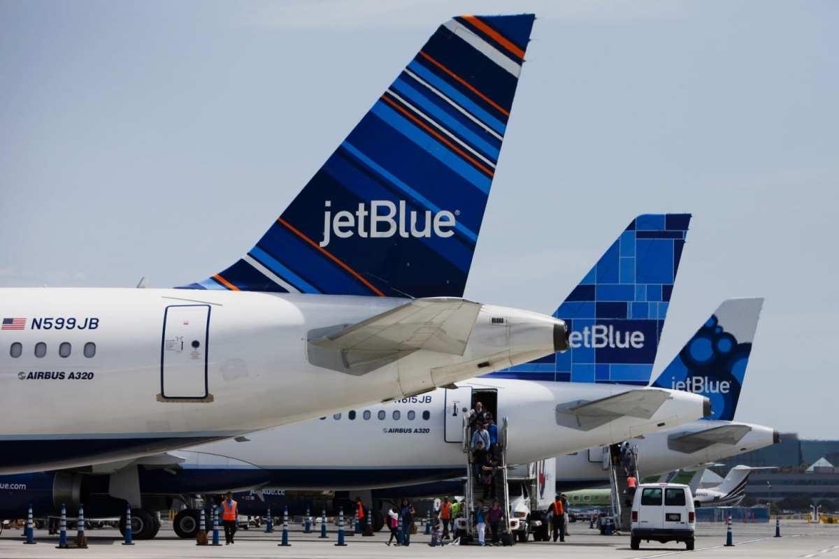 JetBlue Terminal At Long Beach