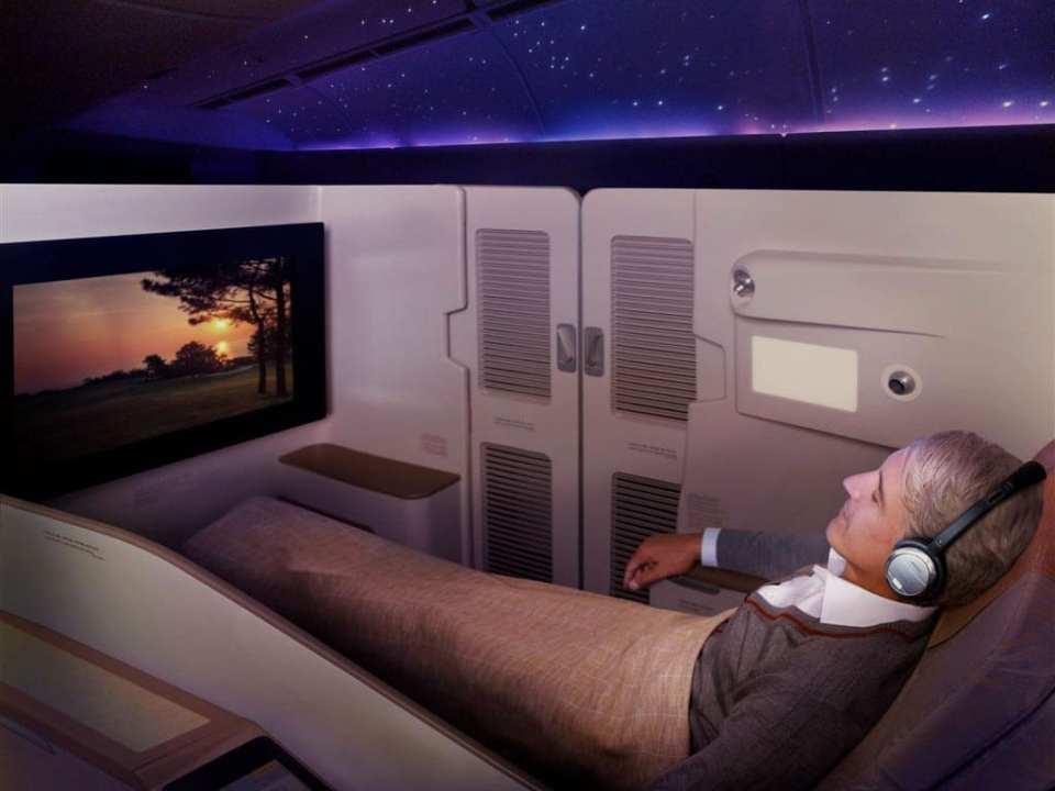 asiana first class seat