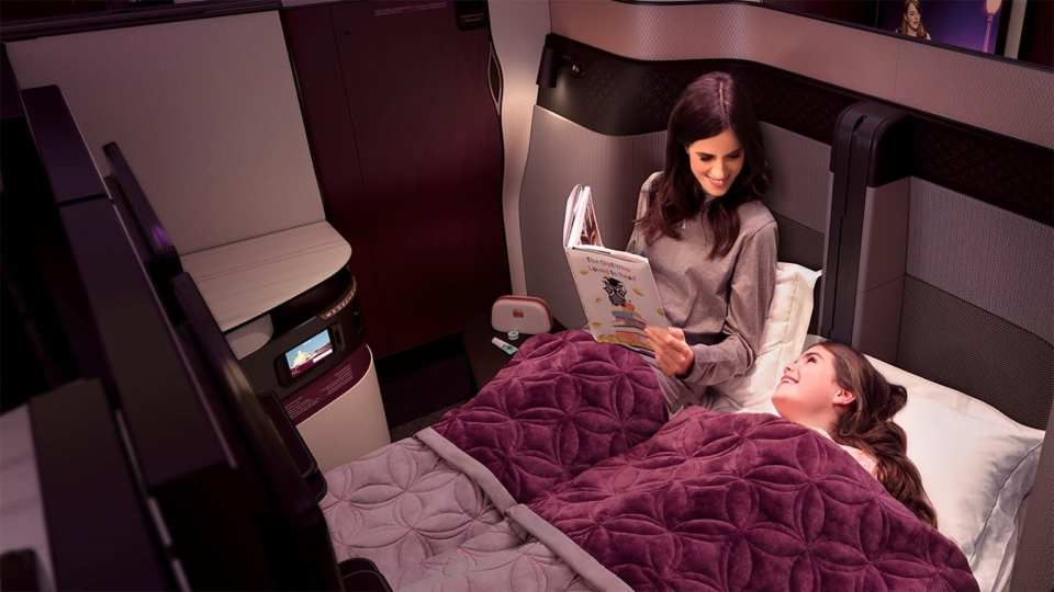 Best business class bedding