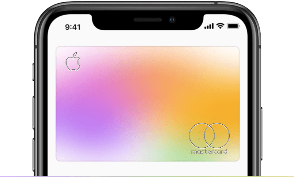 Apple Credit Card In Apple Pay