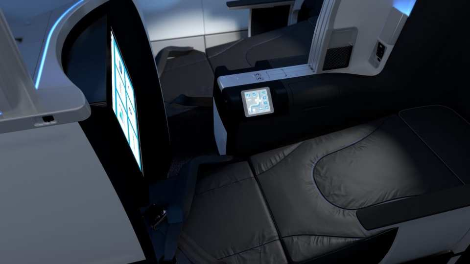 JetBlue Mint Life-Flat Bed