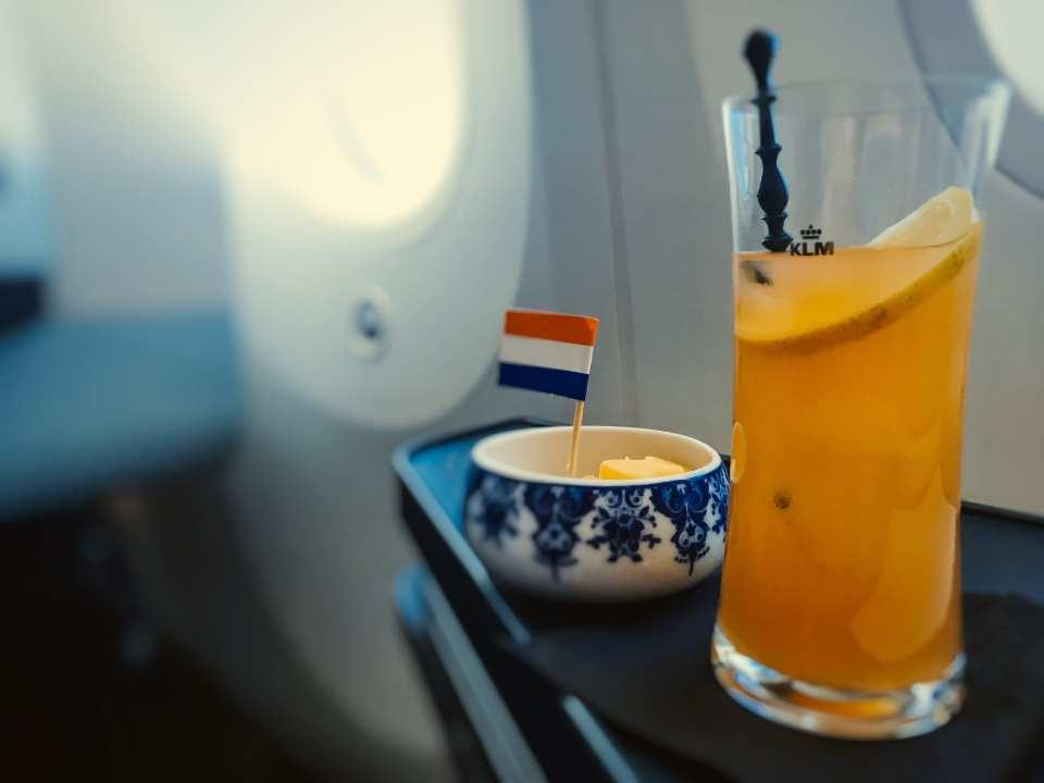 KLM Beverage