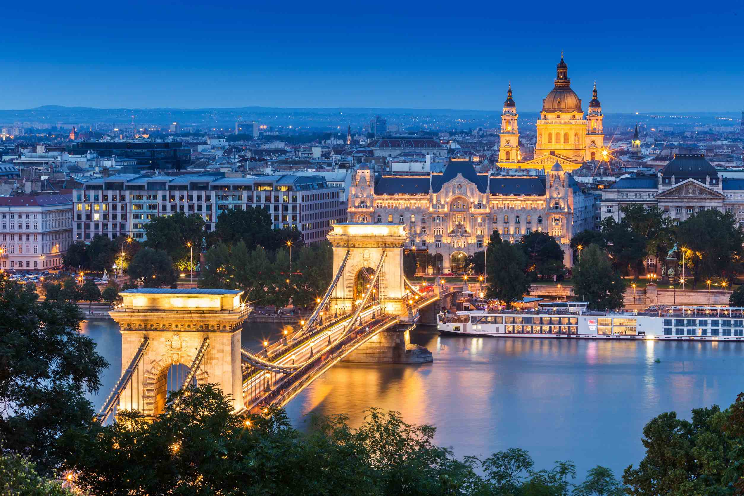 Budapest: A Fabulous City For Fine Dining On The Cheap...