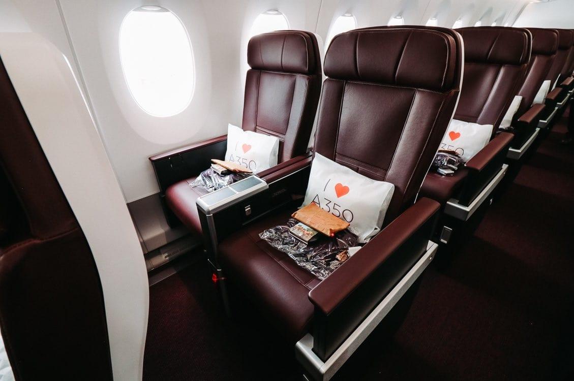 Virgin Atlantic A350 Best Seats In Upper Class Premium And Economy