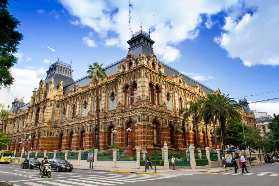 Palacio de las Aguas, from Buenos Aires Ciudad website