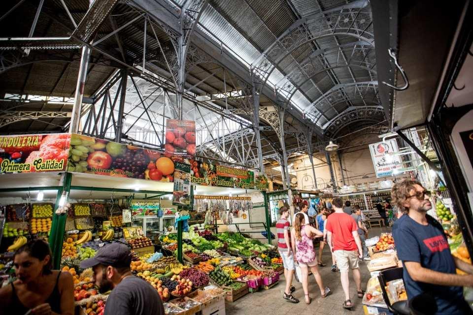 Mercado de San Telmo, from Buenos Aires Ciudad website