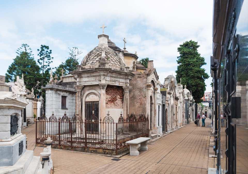 La Recoleta Cemetery, fabrizio248/BigStockPhoto