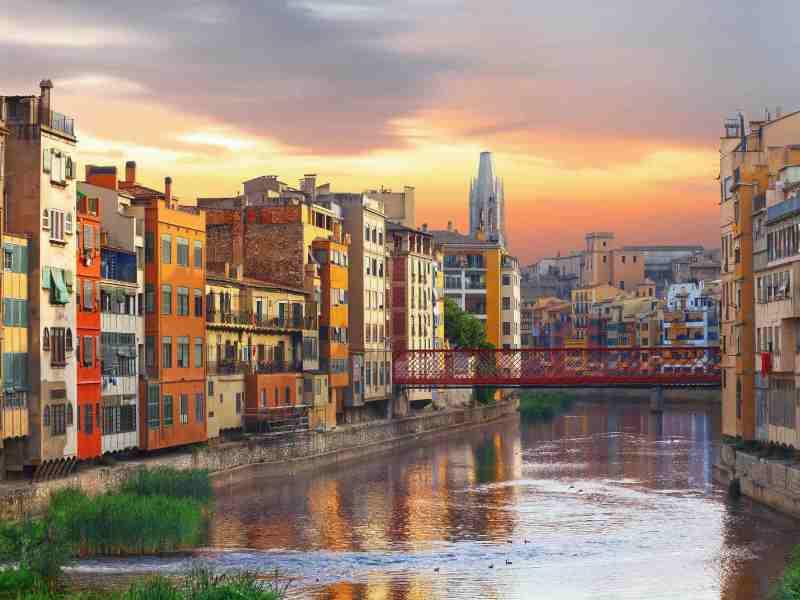 Girona, Spain.