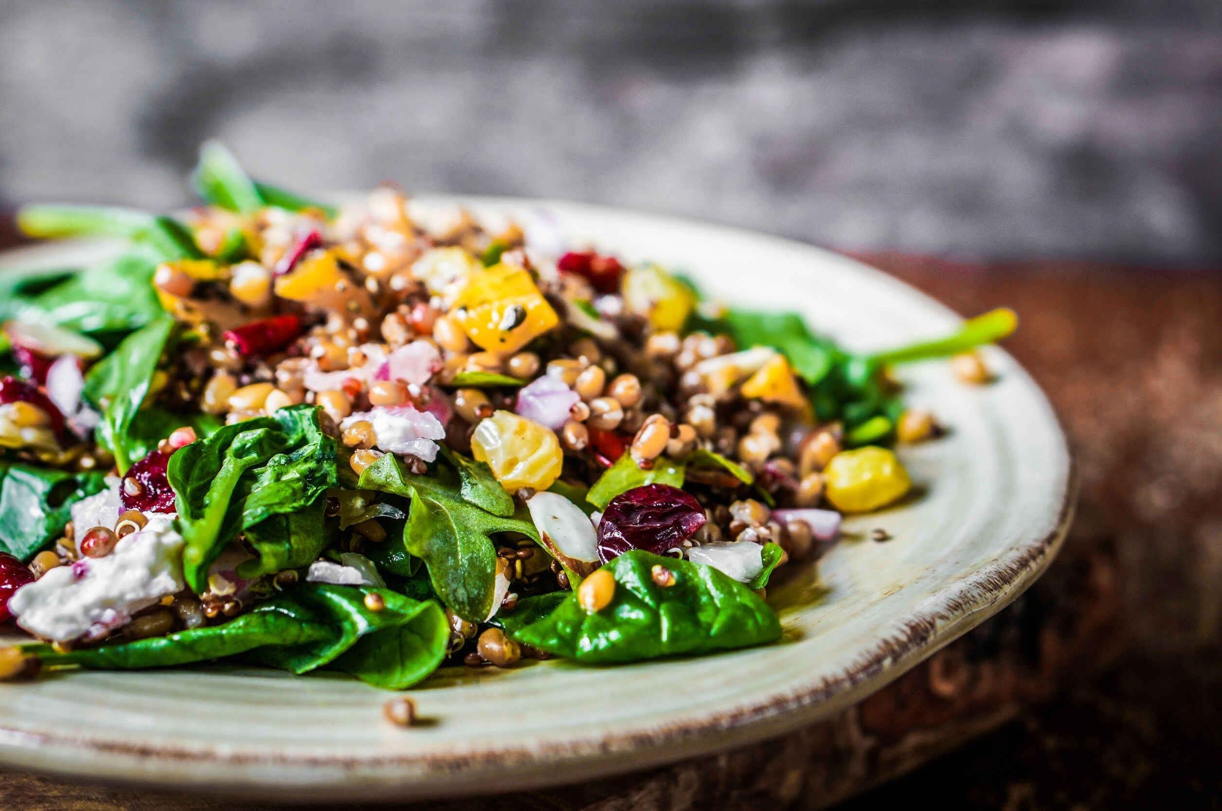 London Named World's Best City For Vegetarian Dining (2020)