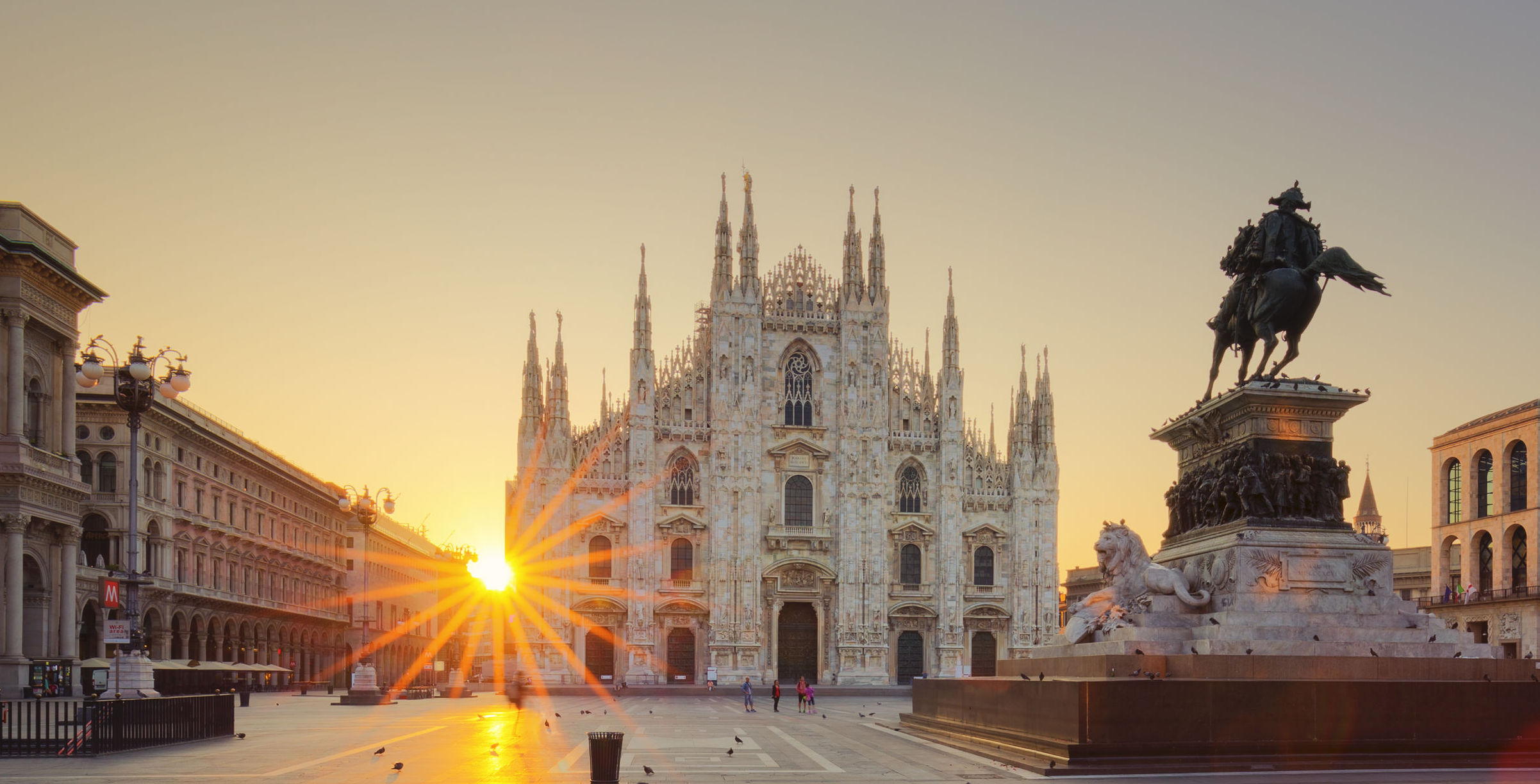 Milan Wants Visitors Back So Badly, It's Offering Free Nights