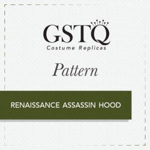 GSTQ Pattern: Renaissance Assassin Hood