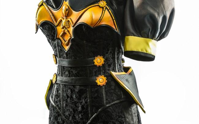 GSTQ Fashions: Ame-Comi Batgirl