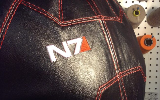 GSTQ Fashions: N7 Jacket Detail