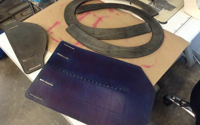 GSTQ Fashions: D.Va Process