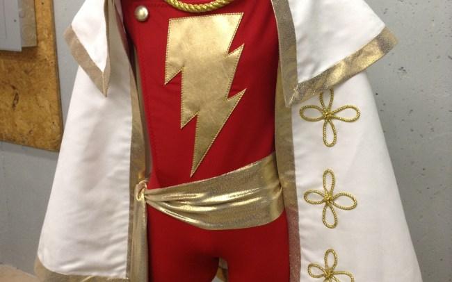 GSTQ Fashions: Captain Marvel